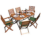 Rowlinson Plumley 7 Piece Dining Set