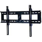 "Peerless Paramount Large Flat Wall Bracket for 32-56"" Screens in Gloss Black"
