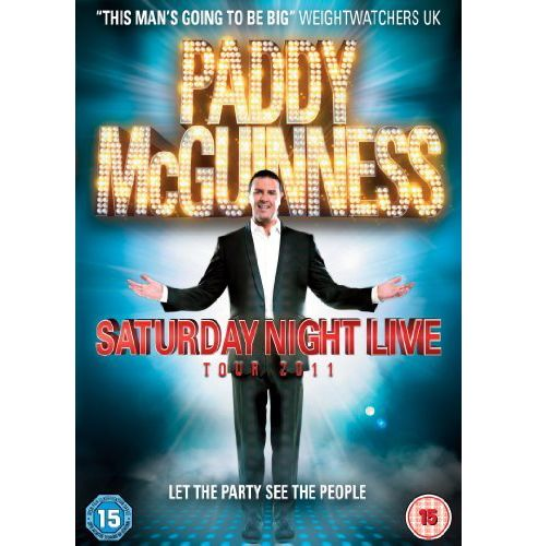 Paddy Mcguinness Live 2011