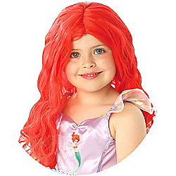 Childs Disney Little Mermaid Wig