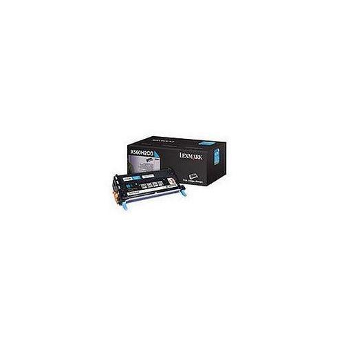 Lexmark X560 Cyan High Yield Print Cartridge (10K)