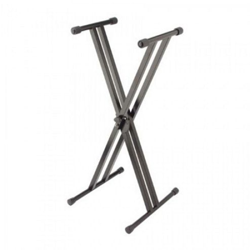 Stagg Double Braced Heavy Duty Keyboard Stand