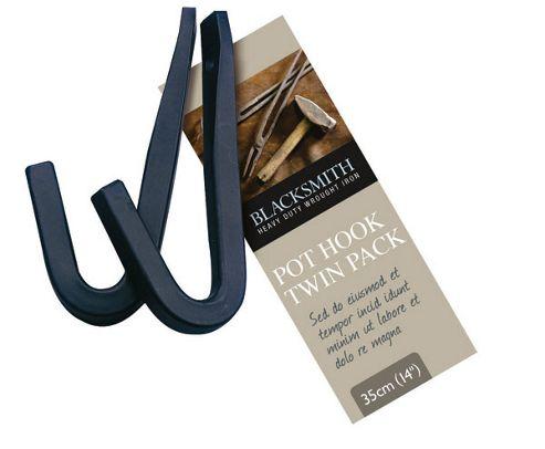 Blacksmith wall hook