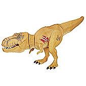 Jurassic World Bashers & Biters - Tyrannosaurus Rex Figure