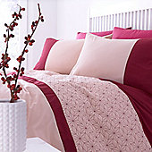 Linea Zanzibar Double Duvet Cover Set New