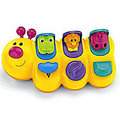 Fisher Price Growing Baby Caterpillar Pop-Up