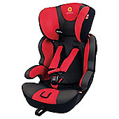 Apramo Hestia Car Seat, Group 1-2-3, Red