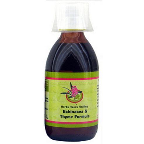 Herbs Hands Healing Echinacea & Thyme Formula 50ml Tincture