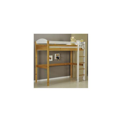 Verona Maximus Highsleeper Bed Frame - White
