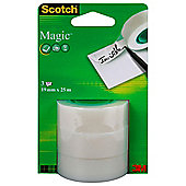 SCOTCH MAGIC TAPE REFILLS 3 PK
