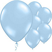 Icy Blue Balloons - 11' Latex Balloon (50pk)