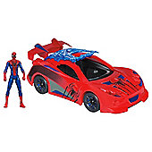 Spiderman Spider Strike Battle Vehicle