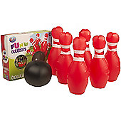 Fun Outdoors - Inflatable Bowling Set