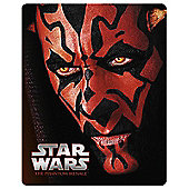 Star Wars : The Phantom Menace Steelbook Blu-ray