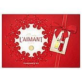Coty L'Aimant Duo Gift Set