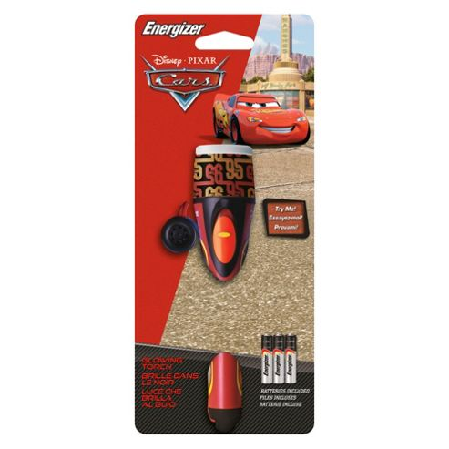Energizer Disney Cars