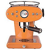 Francis Francis X1 Espresso Coffee Machine - Orange