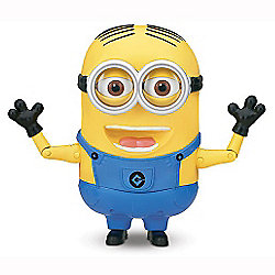 Despicable Me Talking Figure - Minion Dave