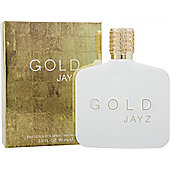 Jay Z Gold Eau de Toilette (EDT) 90ml Spray For Men