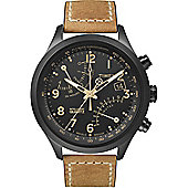 Timex Intelligent Quartz Fly-Back Chronograph Watch T2N700