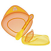 VITAL BABY WEANING SET ORANGE