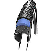 Schwalbe Marathon Plus Tour Tyre: 26 x 2.00 Reflex Wired. HS 404, 50-559, Performance Line, SmartGuard