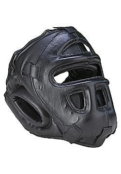 Blitz - Grilled Head Guard - Black
