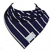 Skibz Bandana Dribble Bib (French Stripe)