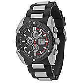 Marea Mens Analogue/Digital Chronograph Watch - 35169-1