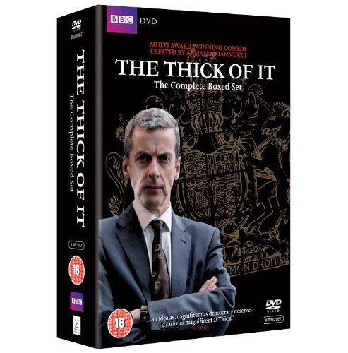 The Thick Of It Complete (DVD Boxset)