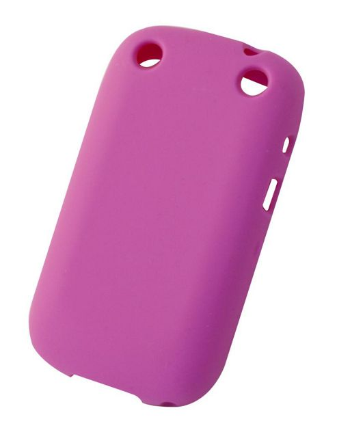 Tortoise™ Soft Silicone Case BlackBerry? Curve? 9320 Pink