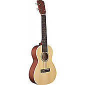 Rocket Concert Ukulele Solid Spruce Top inc Bag