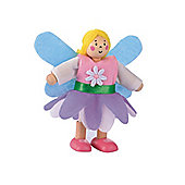 Rosebud Village Wooden Village Fairy