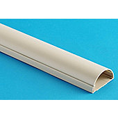 Cable Trunking 50x25mm Profile - 1 x 1.5m Length