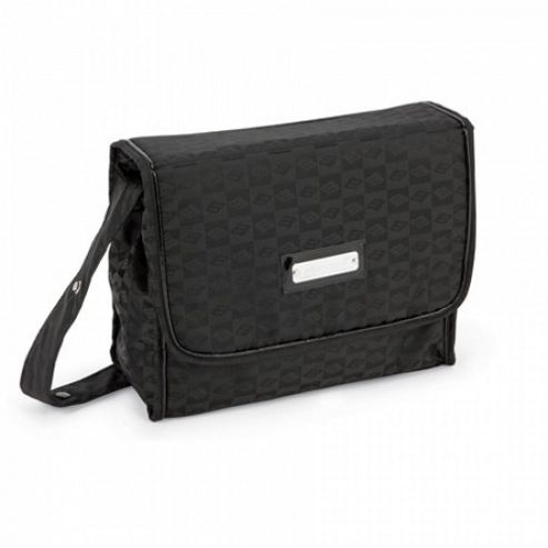 Bebecar Changing Bag (Black Velvet)