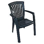 Nardi Diana Chair in Green (Set of 2)