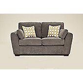 Sofia Two Seater Sofa Pewter