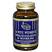 Vega Active Womens Multivitamins & Minerals 30 Tablets