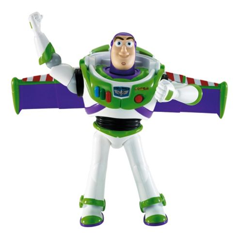 Toy Story to Infinity & Beyond Buzz