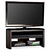 Alpheson FW1100-BVB Light Oak 3 Tier Stand for up to 50 inch TV