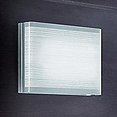 Lucente Twist 2 Light Wall Light - 30cm / 2 x 18W 2G11 TC-L