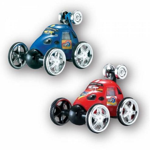 Mini RC Turbo Twister Stunt Car