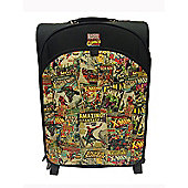 Marvel Comic Heroes Multicoloured Trolley Case