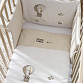 Balloon Bumper Set - Space Saver Cot