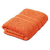 Tesco Face Cloth Orange