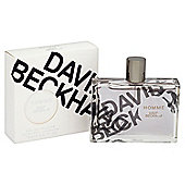 David Beckham Homme Eau De Toilette Spray -  75ML