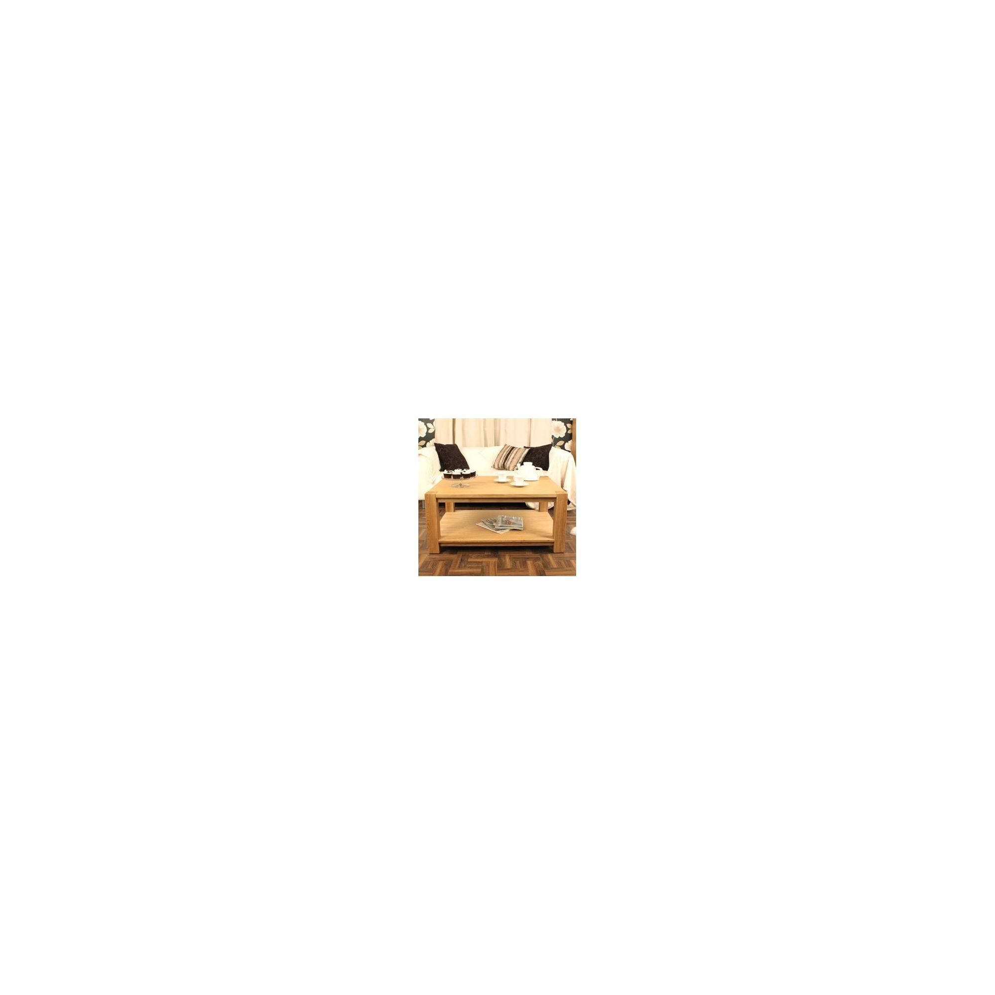 baumhaus aston oak large coffee table baumhaus aston oak coffee table