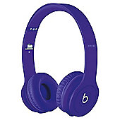 Beats By Dr Dre Solo HD Over-the-ear overhead headphones, Monochromatic Purple