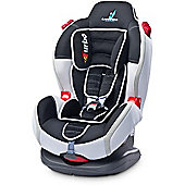 Caretero Sport Turbo Car Seat (Light Grey)