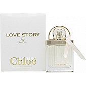 Chloe Love Story Eau de Parfum (EDP) 50ml Spray For Women